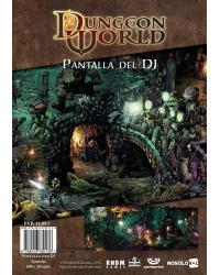Dungeon World | Pantalla...