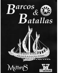 Mythras | Barcos y batallas
