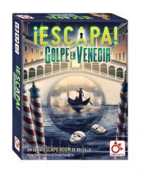 ¡Escapa! | Golpe en Venecia