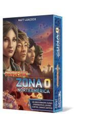 Pandemic | Zona 0 Norteamérica