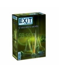 Exit | El laboratorio secreto