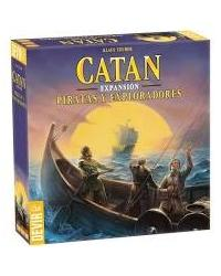 Catan | Piratas y exploradores