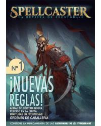 Frostgrave | Spellcaster: 1