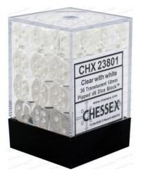 Chessex | 36 dados de 6...