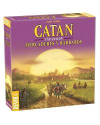 Catan | Mercaderes y bárbaros