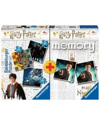 Harry Potter | Memory + Puzzle