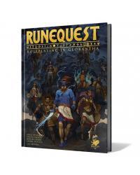 Runequest 7 | Manual Básico