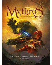 Mythras | Manual Básico