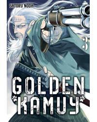 Golden Kamuy | 3