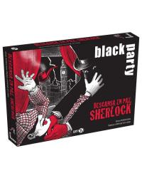 Black Party | Sherlock...
