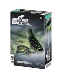 Adventure Games | Monocromo...