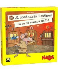 ¡Al Comisario Ratonez no se...