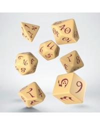 Q Workshop | Set de 7 dados...