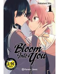 Bloom into you | 01