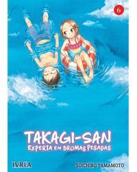 Takagi San experta en...