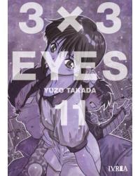 3x3 Eyes   11