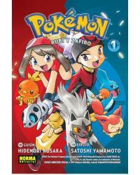 Pokemon |Rubí y Zafiro| 9