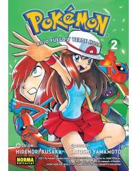 Pokemon   Rojo Fuego y...
