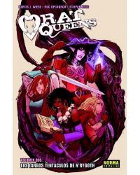 Rat Queens | 2: Los largos...