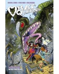 Rat Queens | 4 : Altas...
