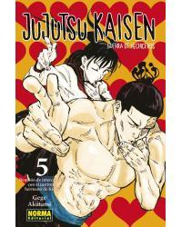 Jujutsu Kaisen   5