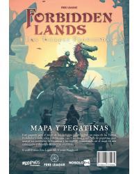 Forbidden Lands | Mapa...