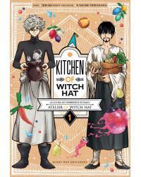 Kitchen of Witch Hat | 1