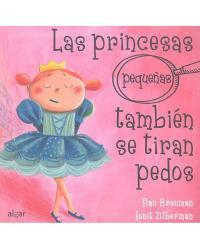 Las princesas pequeñas...