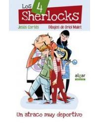 Los 4 Sherlocks | Un atraco...