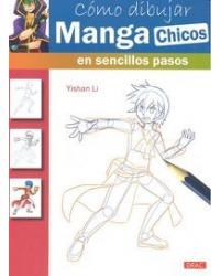 Cómo Dibujar Manga Chicos...