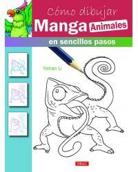 Cómo Dibujar Manga Animales