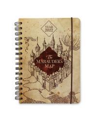 Harry Potter Mapa | Agenda...