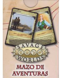 Savage Worlds | Mazo de...