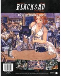 Blacksad | Pantalla del DJ