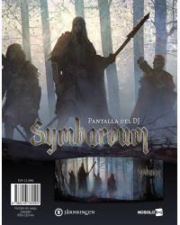 Symbaroum | Pantalla del DJ