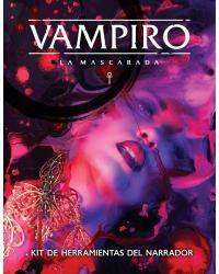 Vampiro 5ed | Pantalla del...
