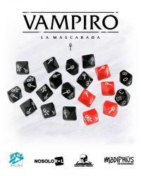 Vampiro 5ed | Pack de dados