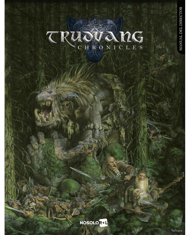 Trudvang Chronicles | Manual del director | Roleón