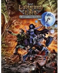 Labyrinth Lord | Aventuras...