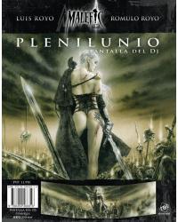 Plenilunio | Pantalla del DJ
