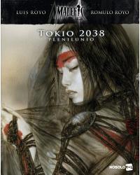 Plenilunio | Tokio 2038